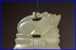 19th chinese antique jade