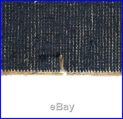 Chinese Wool Pile 4 Toed Dragon Rug, circa 1920